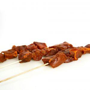 Carne de jabalí adobada