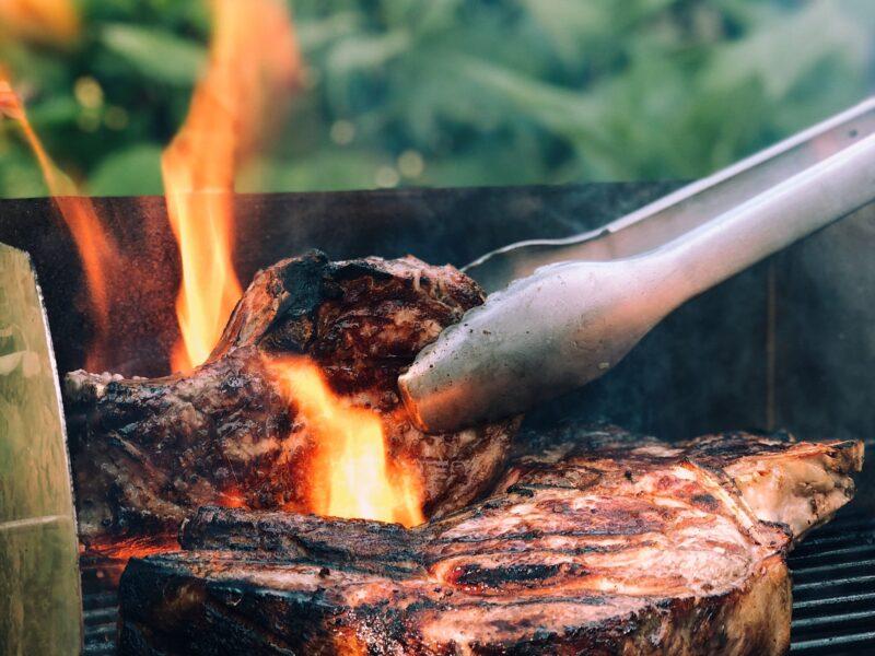 Carne De Caza Para Barbacoa