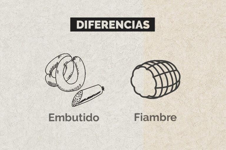 Diferencias Entre Embutido Y Fiambre