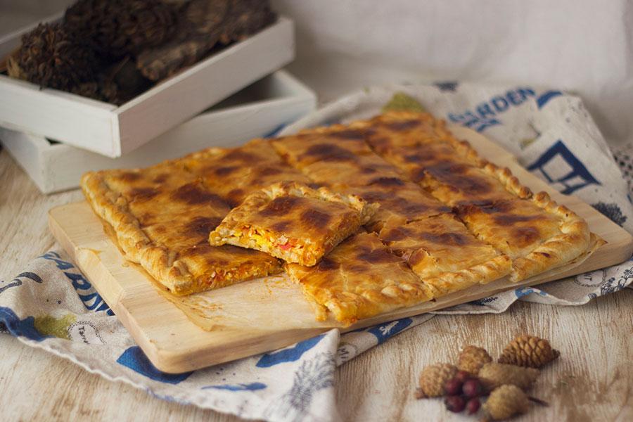 Empanada De Faisán En Escabeche