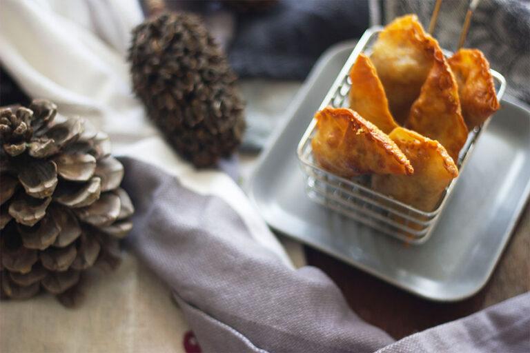 Empanadillas De Chorizo De Ciervo