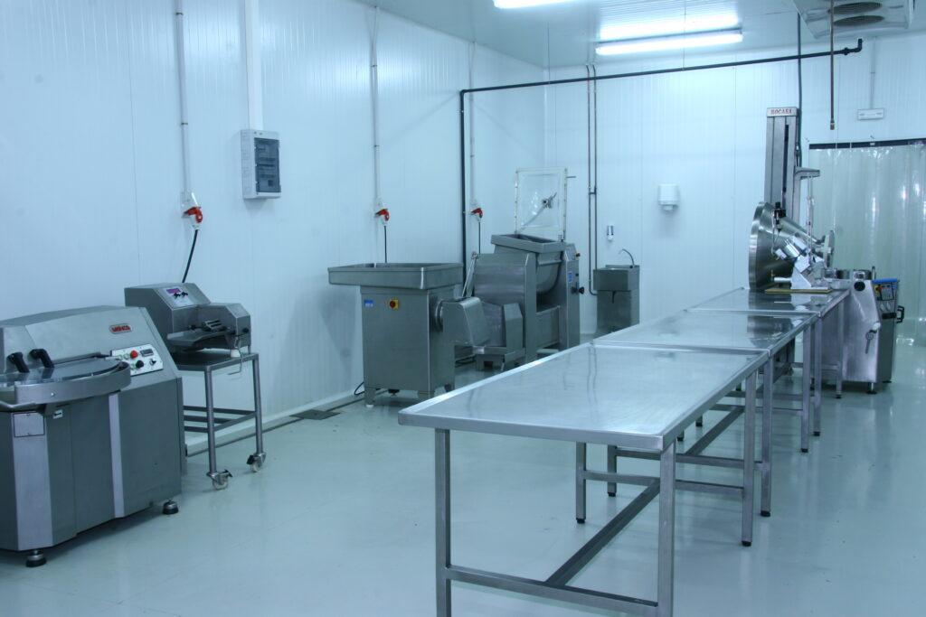 Fabrica De Embutidos Y Carne De Caza