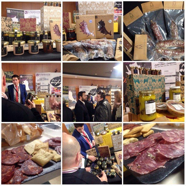Feria de alimentacion Jaen Distribucion 2017