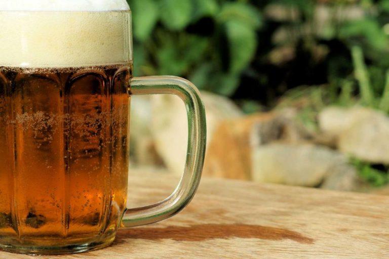 La cerveza y las carnes