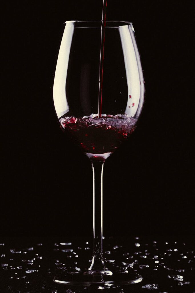 Macerar Carne De Ciervo Con Vino Tinto