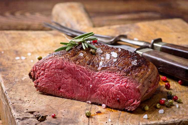 Por Que Tomar Carne Caza