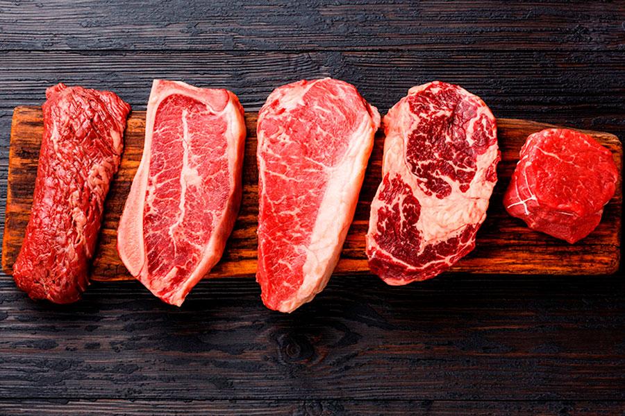 Que Carne Tiene Mas Proteinas