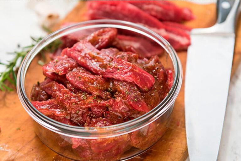Sazonar La Carne