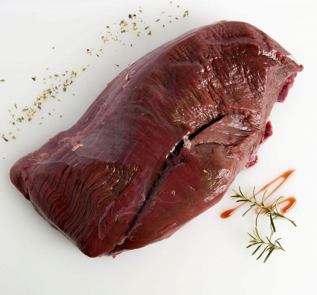 Babailla de carne de ciervo